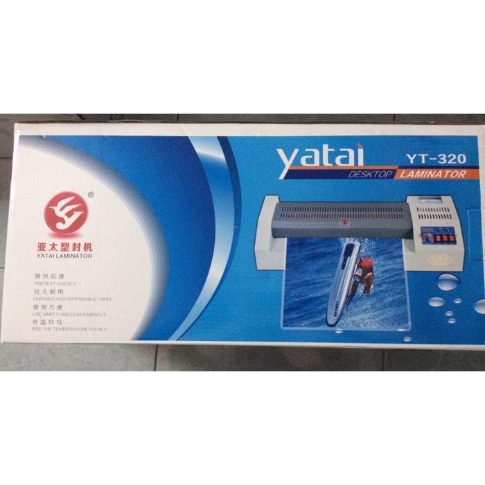 Máy ép Plastic YT 320 Rullo lớn - A3 O26