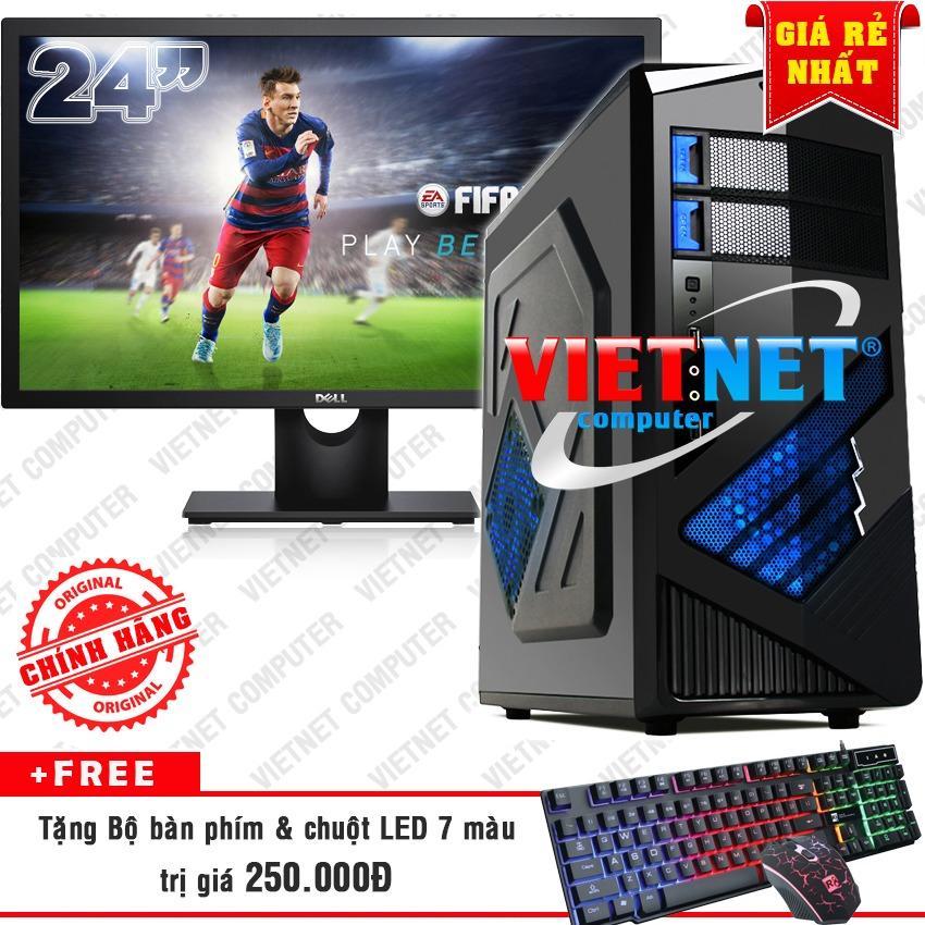 Bộ May Chơi Game I5 2400 Ram 8Gb 1Tb Lcd Dell 24 Inch Vietnet Computer Chiết Khấu 40