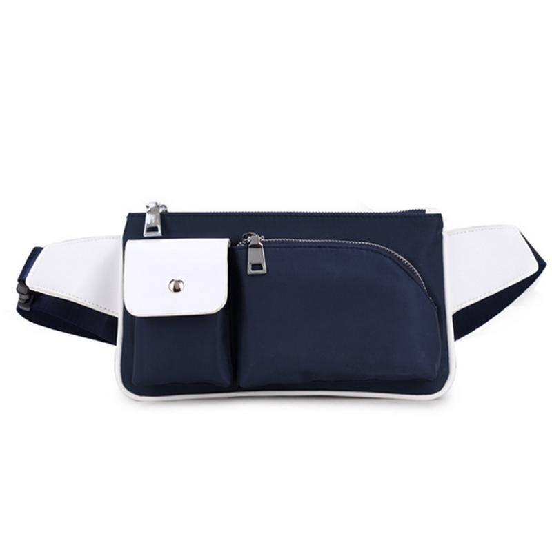 New Style Men Chest Trend Men Wallet Sports Outdoor Korean Style Leisure Bags Small Bag Mens Bag Trendy Bag