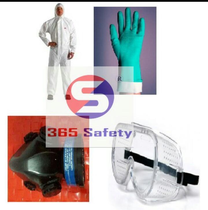 Combo đồ  bảo hộ phun thuốc trừ sâu