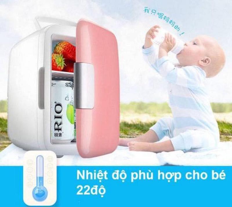 Tủ lạnh mini ô tô loại  6L