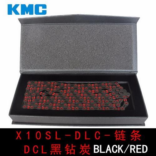 SÊN KMC X10SL DLC / Đỏ - Đen