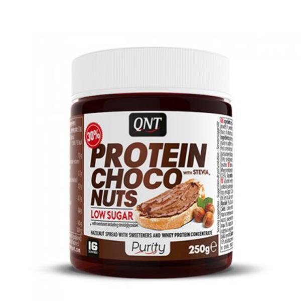 Hình ảnh Thực phẩm bổ sung QNT Protein Socola dành cho người tập luyện