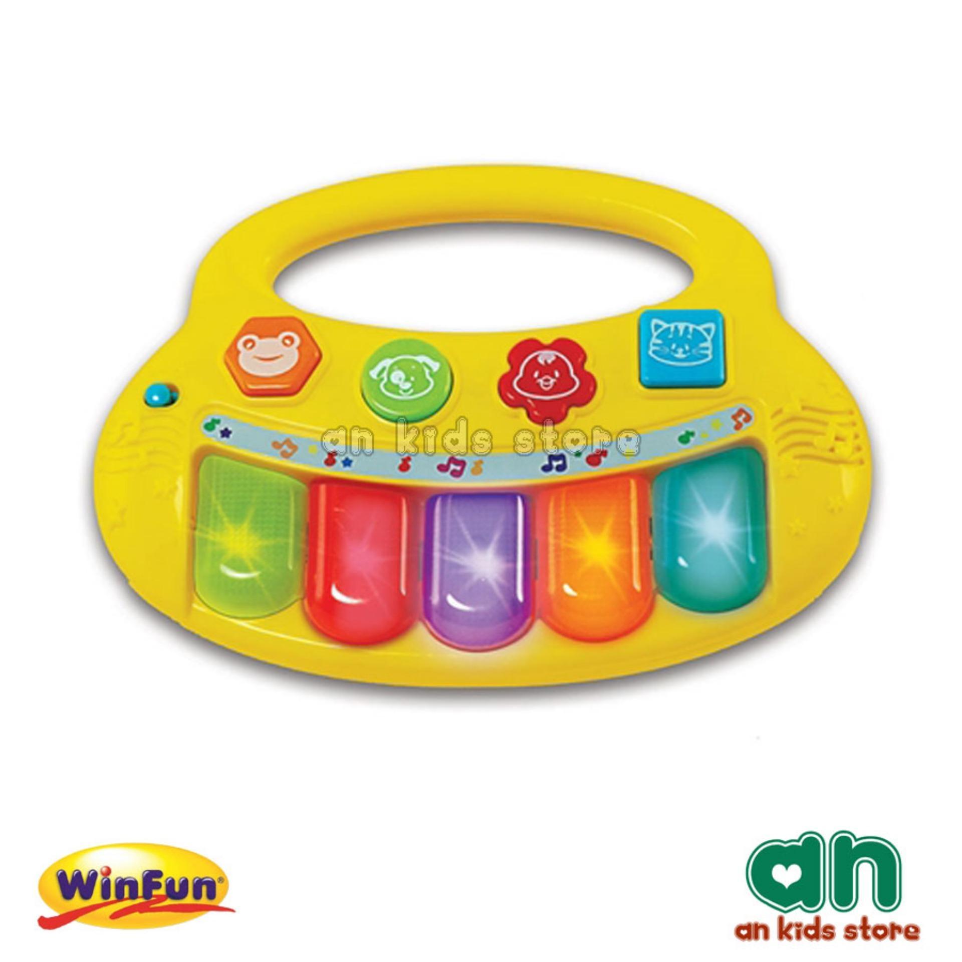Hình ảnh Đàn organ có đèn nhạc Winfun 2007 - Hàng chính hãng