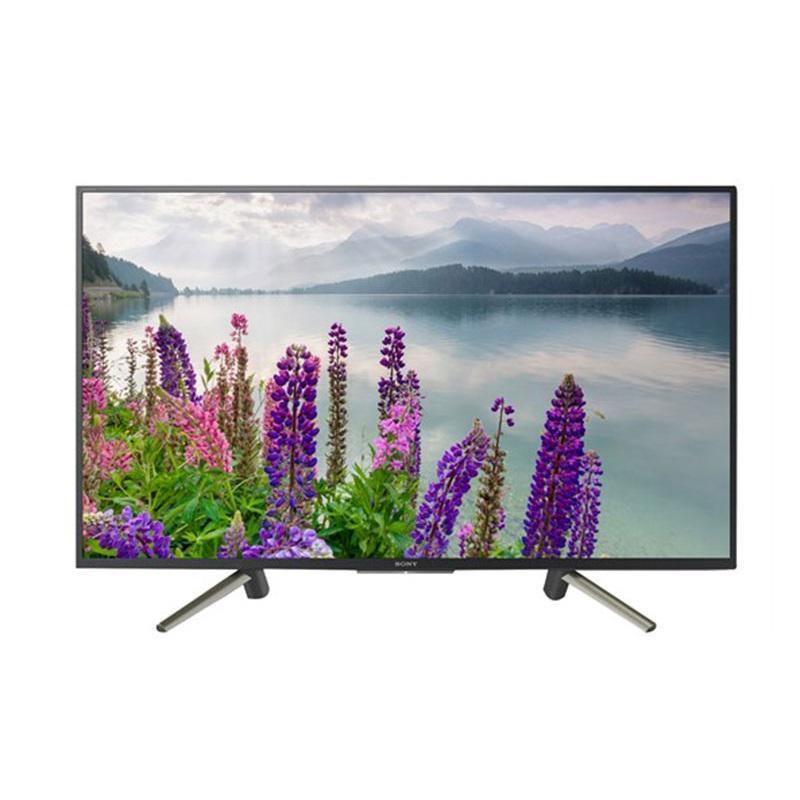 Bảng giá Smart Tivi Sony LED 43inch Full HD - Model 43W800F (Đen) - Hãng phân phối chính thức