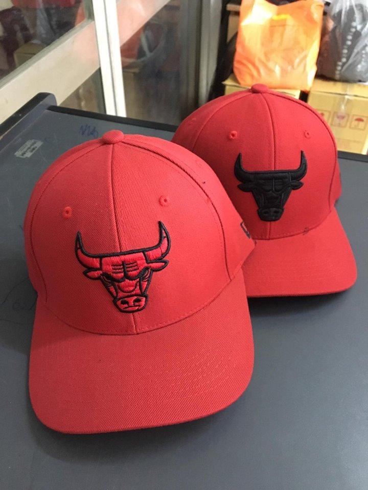 Hình ảnh Nón lưỡi trai Bull Chicago