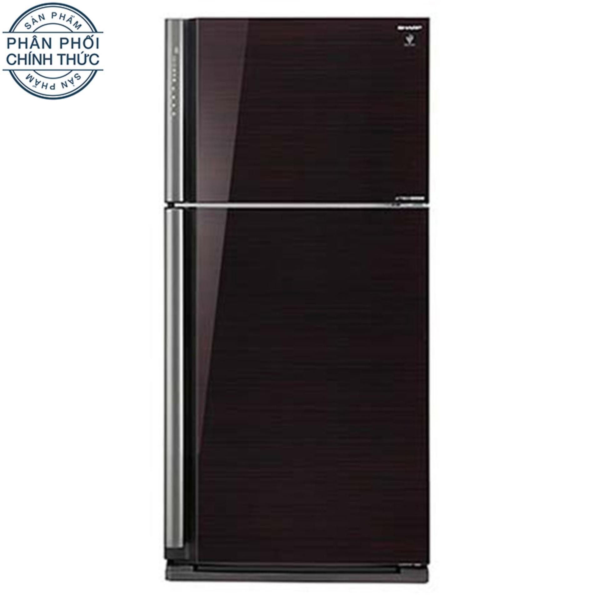 Bán Tủ Lạnh Sharp Dolphin Sj Xp590Pg Bk 585L Đen Sharp Rẻ