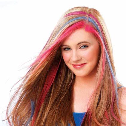 Bộ phấn nhuộm tóc màu Hot Huez 4