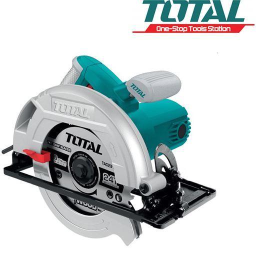 Máy cưa đĩa Total TS1141856 1400W