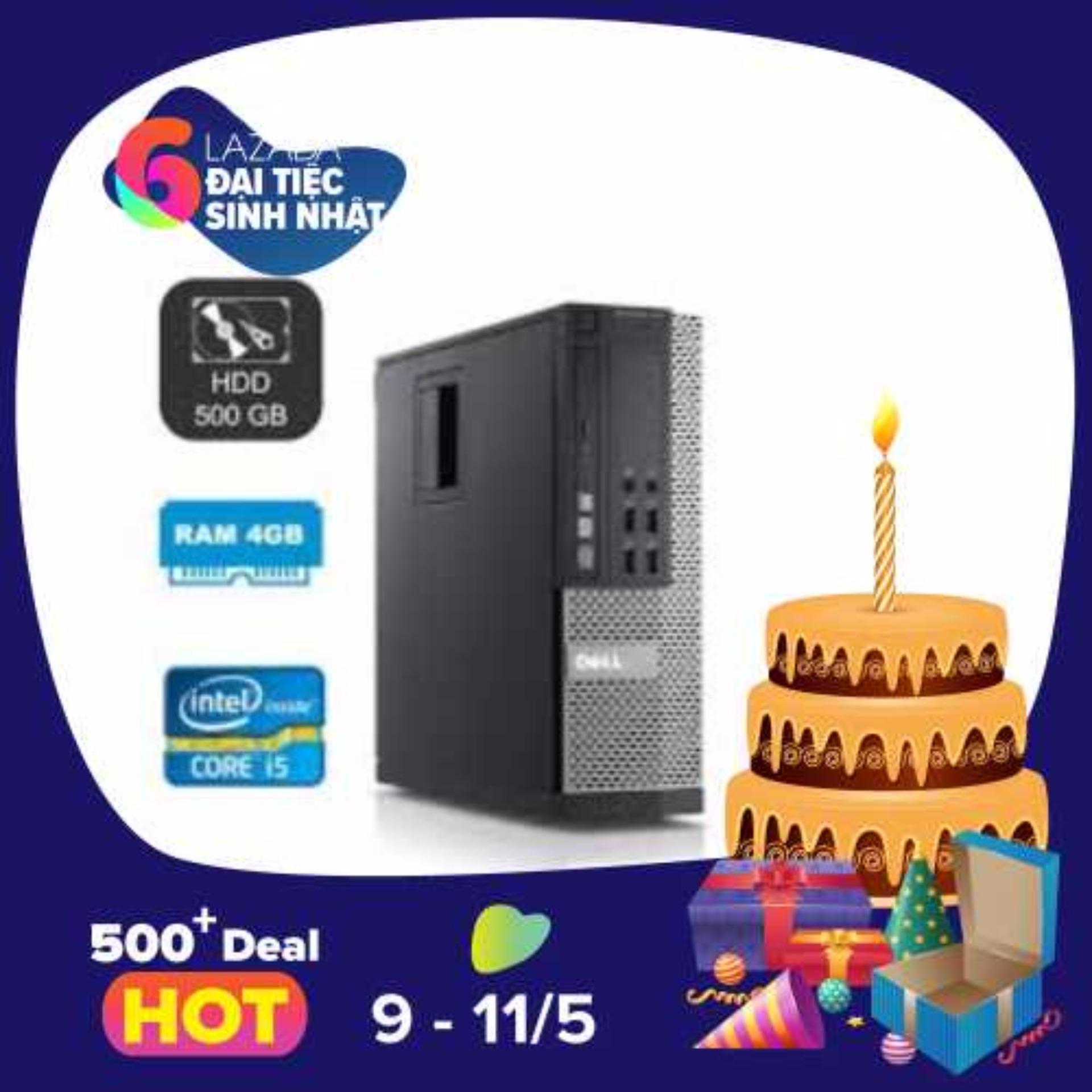 Bán May Tinh Đồng Bộ Dell Optiplex 990 Core I5 Ram 4Gb Hdd 500Gb Dell Nguyên