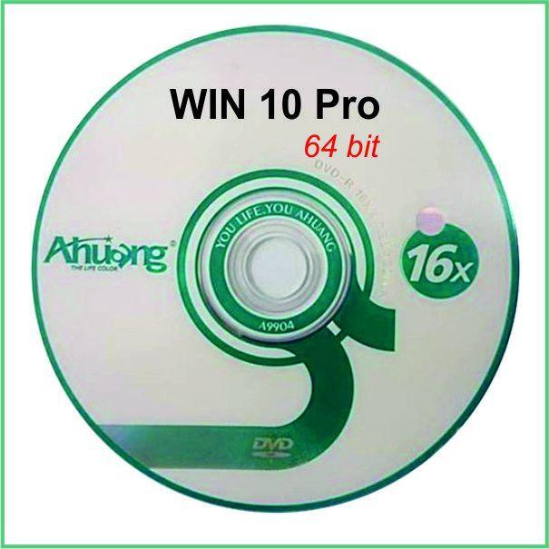 Hình ảnh Bộ DVD cài WIN 10 Pro 64 bit ( đã active)
