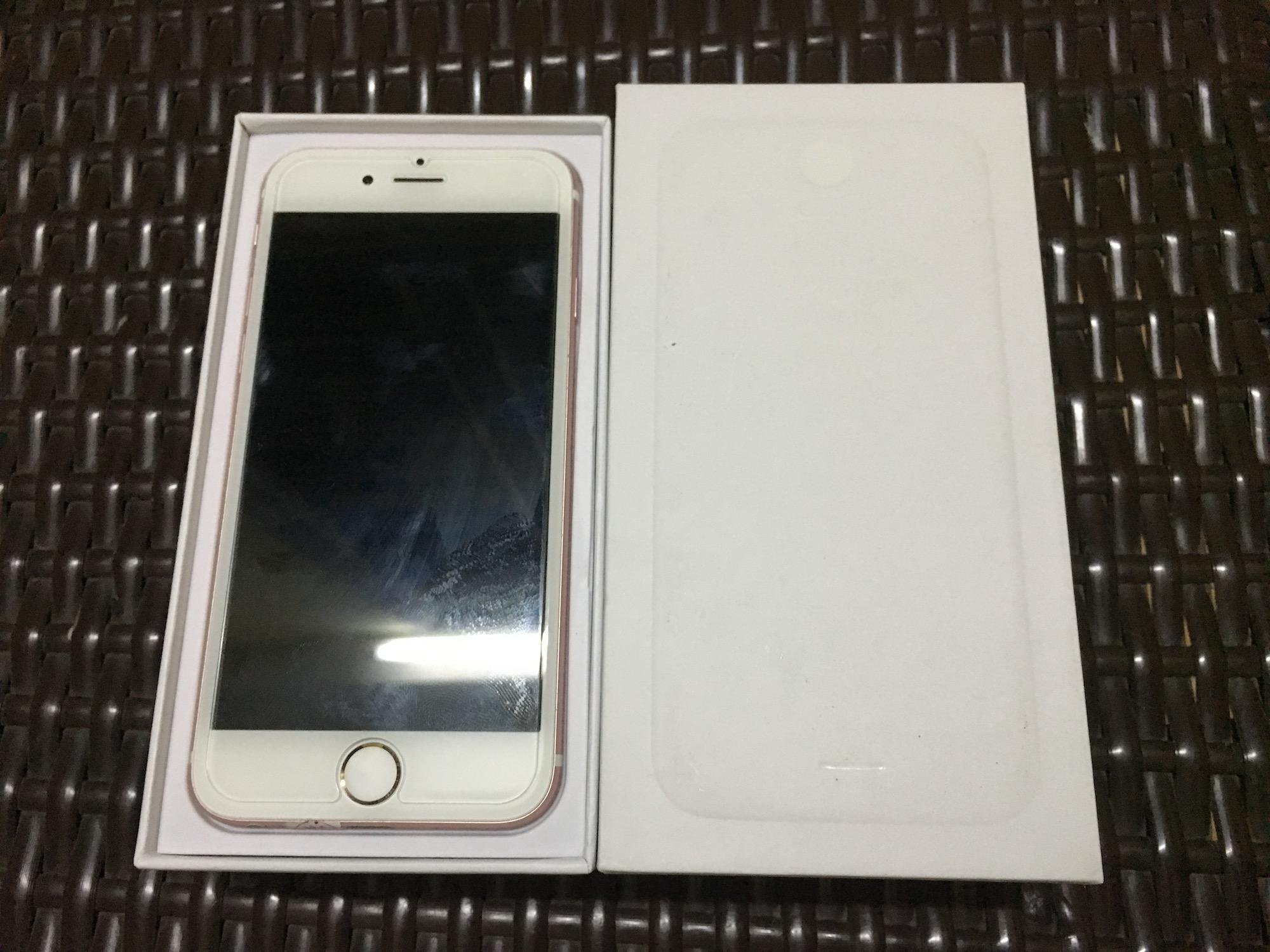 Giá Bán Apple Iphone 6S 16G Hồng Hang Nhập Khẩu Nguyên No Band
