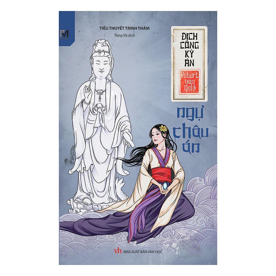 Mua Sách - Ngự Châu Án Địch Công Kỳ Án tập 6