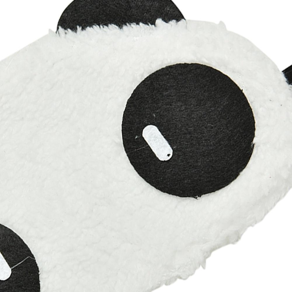 1x Panda Face Sleep Eye Mask(NO Retail Box). image. image