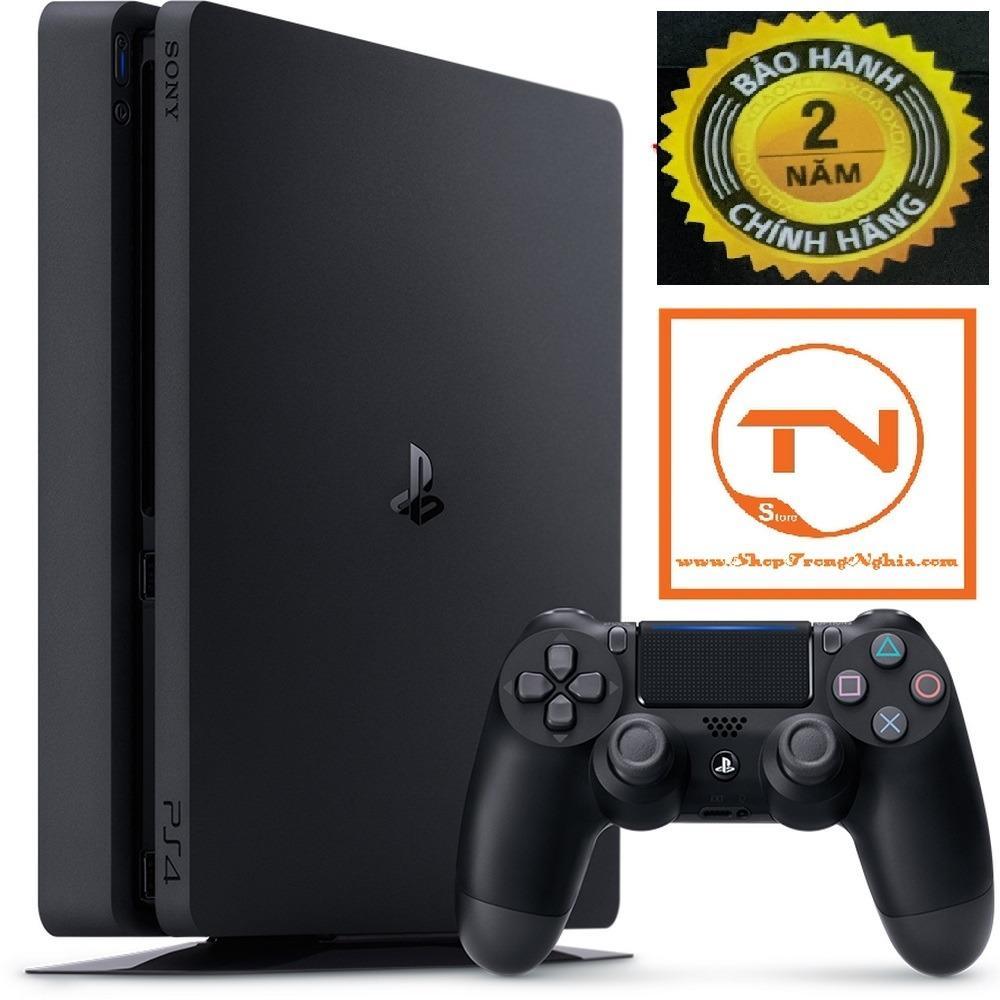 Giá Bán May Sony Playstation 4 Ps4 Slim 500Gb Cuh 2106A Bảo Hanh 24 Thang Có Thương Hiệu