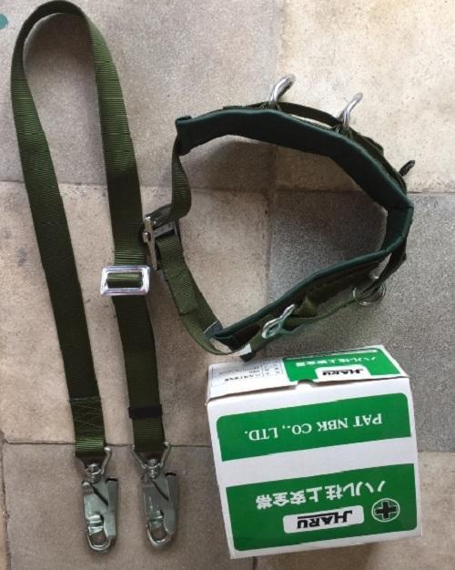 Dây an toàn đơn Đài Loan Haru 1 móc