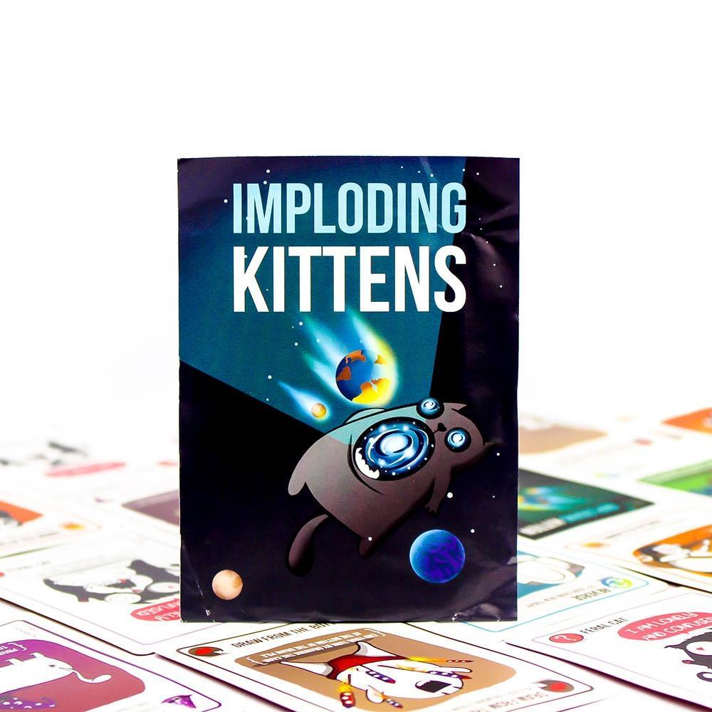 Hình ảnh Imploding Kittens - Mèo Nổ Bản Mở Rộng #3