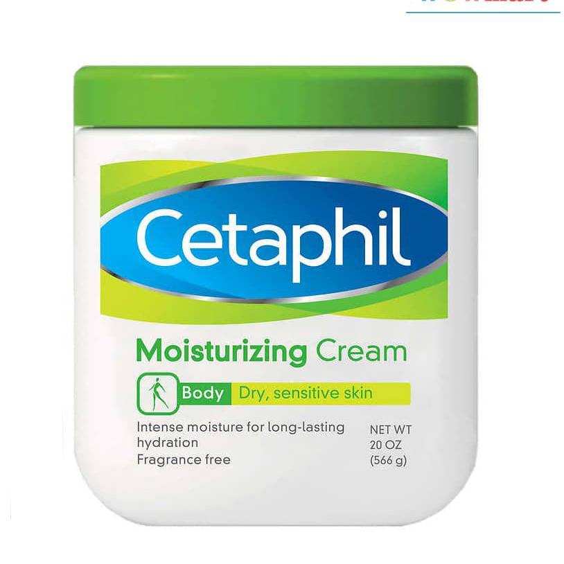 Mua Kem Dưỡng Ẩm Cetaphil Moisturizing Cream 566G Mỹ Rẻ