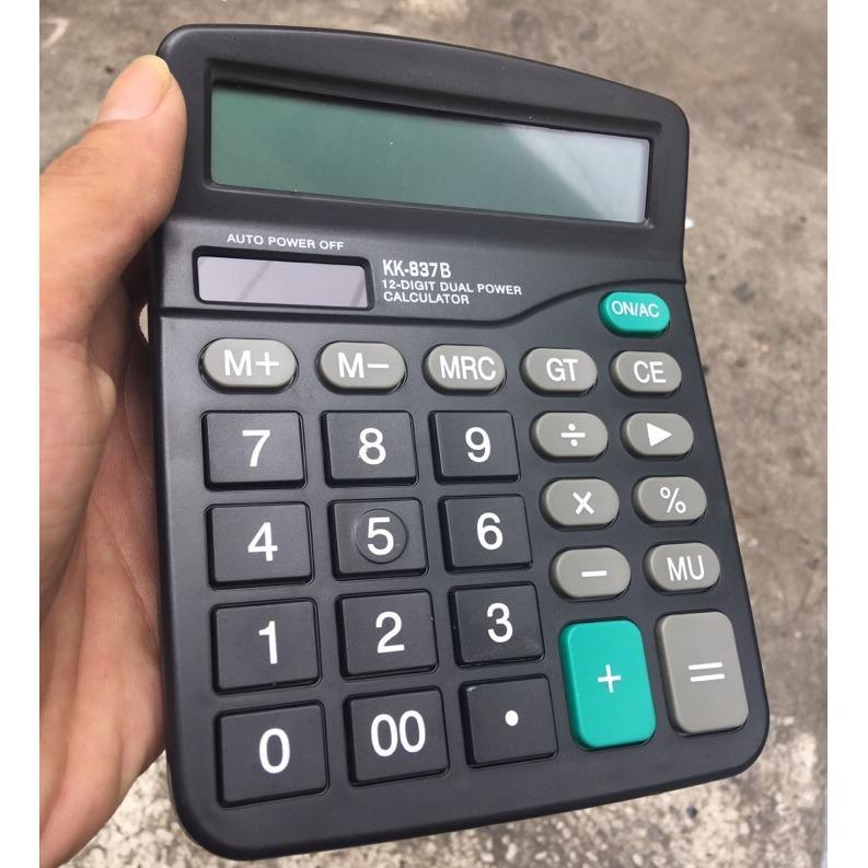 Mua Máy tính tiền để bàn 12 số to rõ dễ nhìn dễ bấm M28