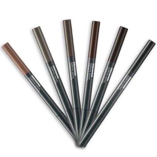 Hình ảnh Chì Kẻ Mày 2 Đầu The Face Shop Designing Eyebrow Pencil