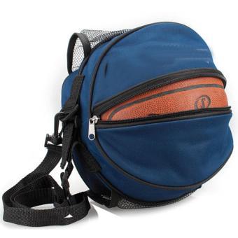 13bd90cf30b Đánh giá Portable Basketball Backpack Water Bottle Ball Pack Sports Bags  Kids Football Kits Waterproof Volleyball Basketball Bag,Blue - intl ở đâu  bán