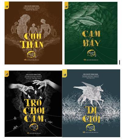 Mua Combo Trò chơi cấm (4 cuốn)