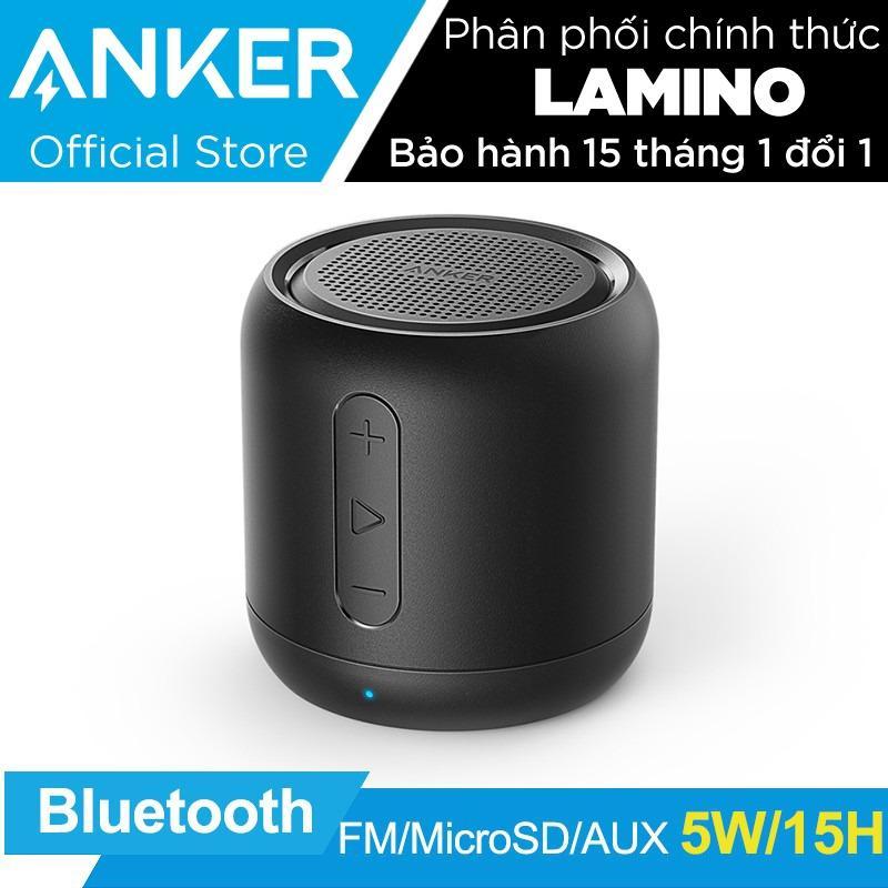 Loa Bluetooth Di Động Anker Soundcore Mini Stereo Speaker Đen Hang Phan Phối Chinh Thức Anker Chiết Khấu 40