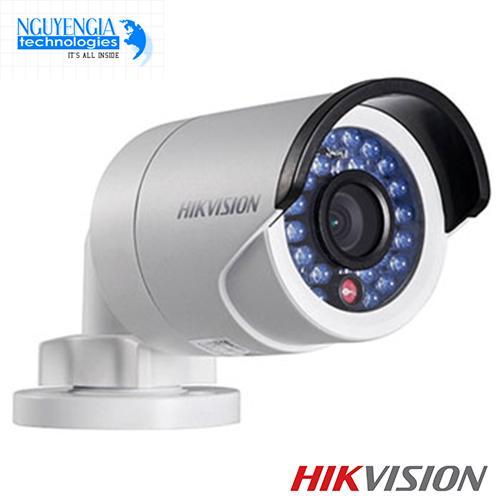 Ôn Tập Trên Camera Hinh Trụ Hồng Ngoại Ngoai Trời Hikvision Hd Tvi Ds 2Ce16D0T Ir 2 Megapixel