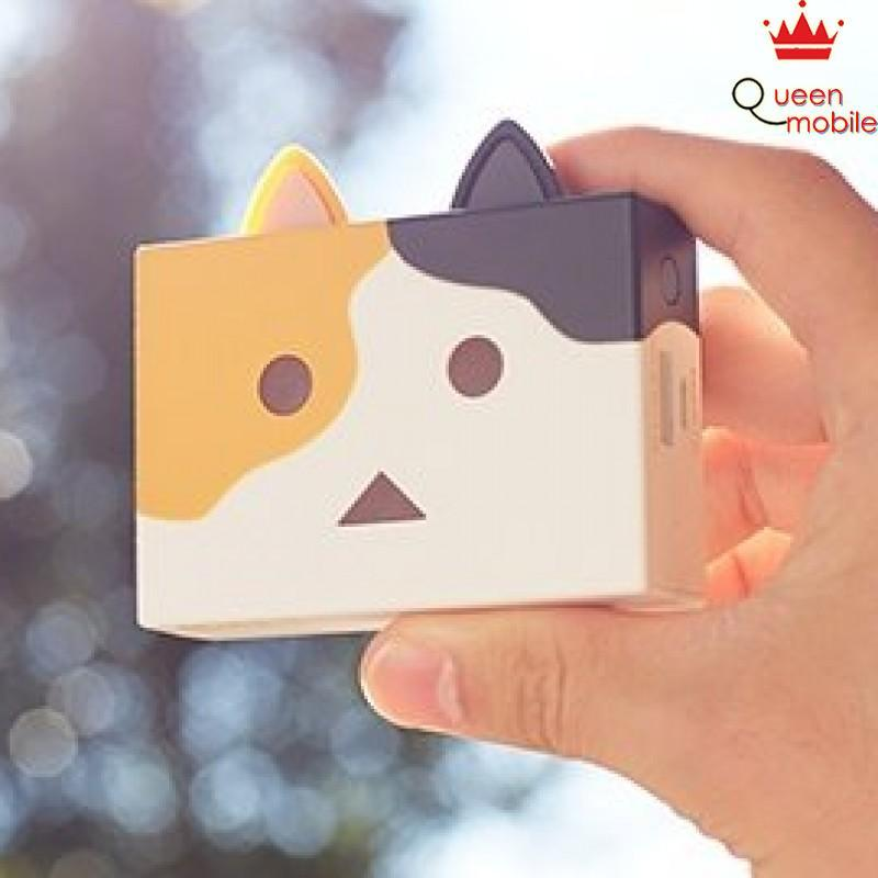 Pin sạc dự phòng Nhật Bản bền đẹp cheero Power Plus Nyanboard version CHE-073 (6000mAh) – Review và Đánh giá sản phẩm