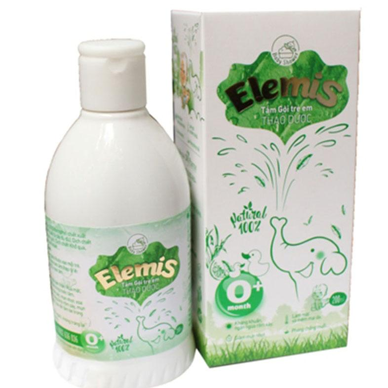 Tắm gội thảo dược ELEMIS