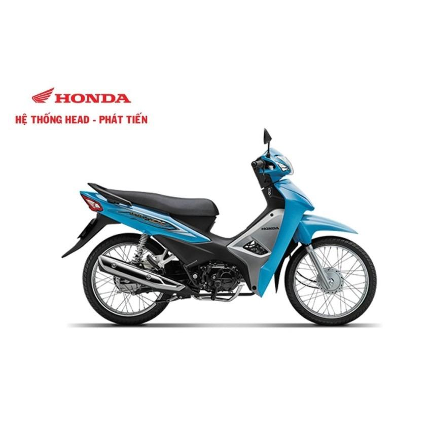 Xe Số Honda Alpha 110Cc 2017 Xanh Đen Hồ Chí Minh Chiết Khấu