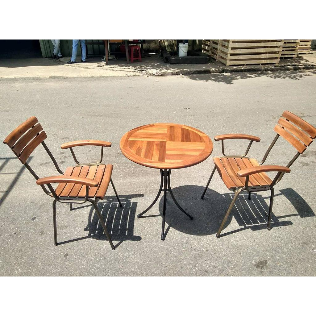 Bộ bàn ghế cafe Fansipan Moon