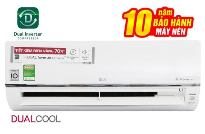 Bảng giá Điều hòa 1 chiều Wifi LG V10API 9.200BTU Dual Cool