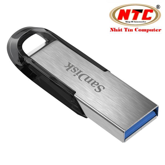 USB 3.0 SanDisk CZ73 Ultra Flair 32GB 150Mb/s (Bạc)