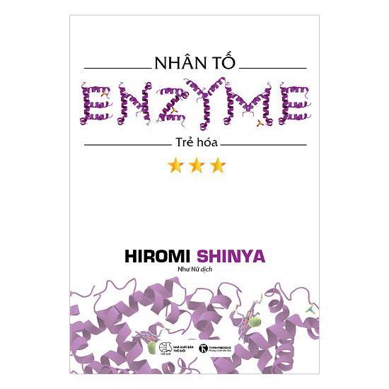 Mua Sách - Nhân Tố Enzyme – Trẻ Hóa