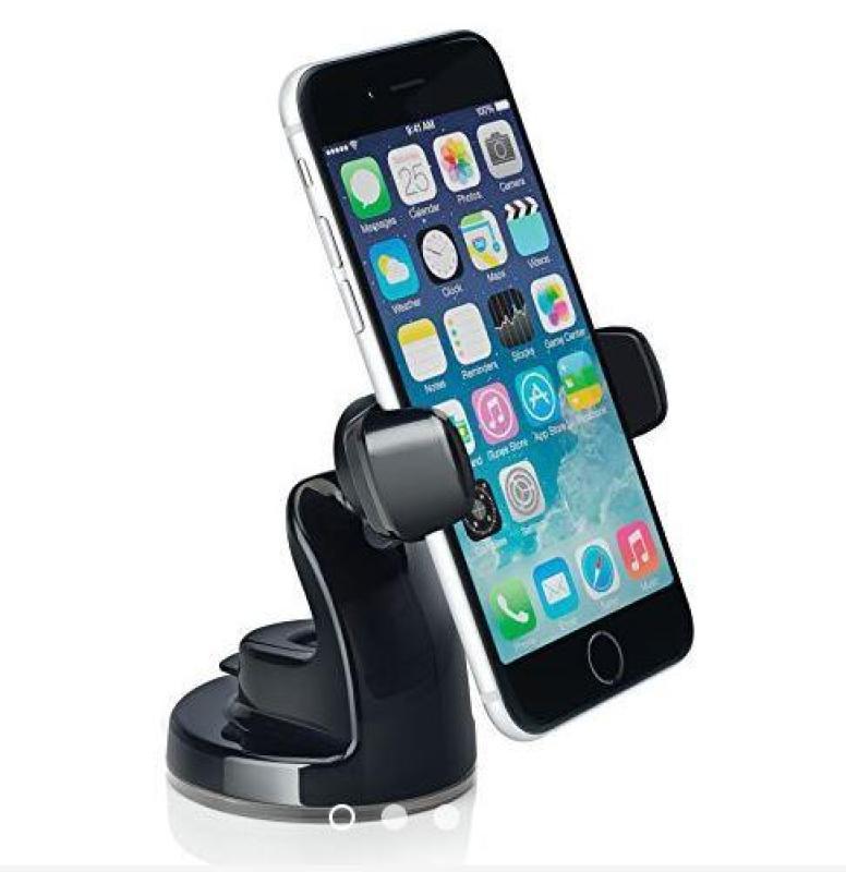 Gíá kẹp điện thoại trên ô tô
