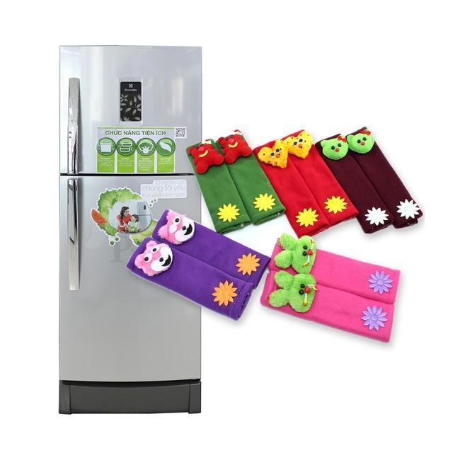 Hình ảnh Bộ 2 Tay nắm tủ lạnh hình thú (nhiều mẫu giao ngẫu nhiên)