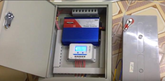 Máy phát điện năng lượng mặt trời HS200-W