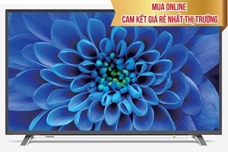 Bảng giá Smart Tivi Toshiba 43 inch 43L5650, Full HD, AMR 200Hz