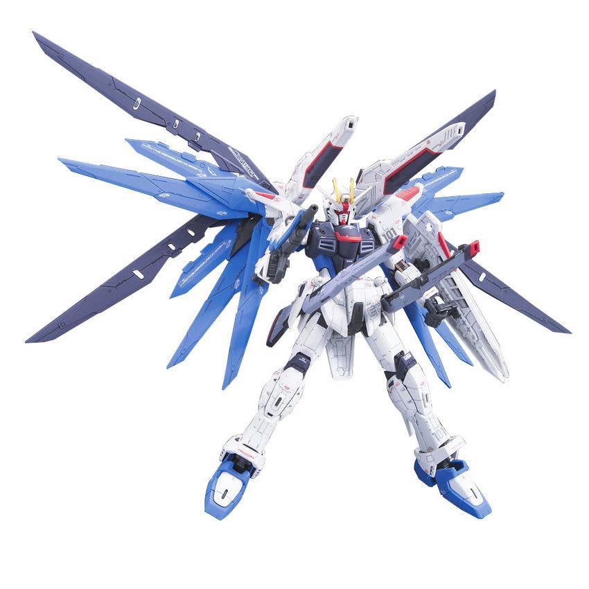 Giá Bán Mo Hinh Lắp Rap Gundam Bandai Rg 05 Freedom Gundam Bandai Rg Mới