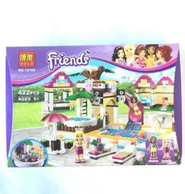 Bộ lego Friends dành cho bé gái