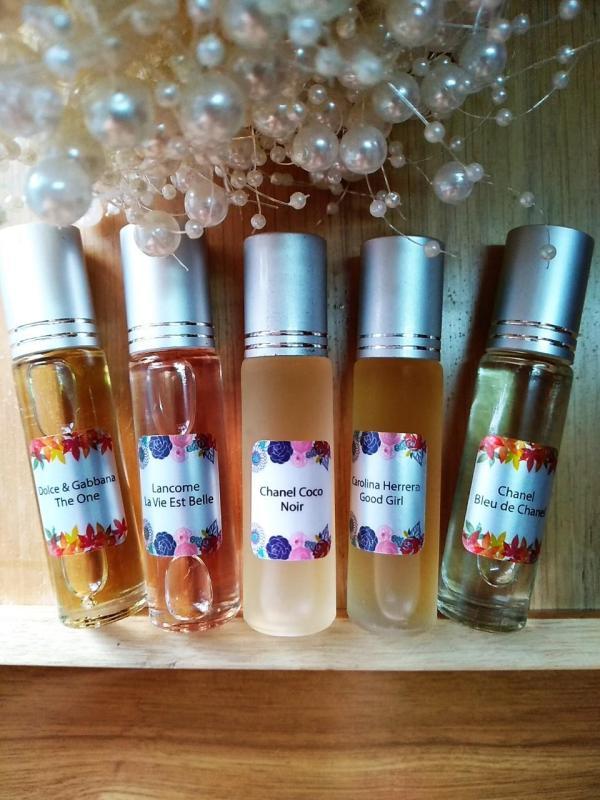 [5 lăn] tinh dầu nước hoa dành cho nam và nữ nhập khẩu