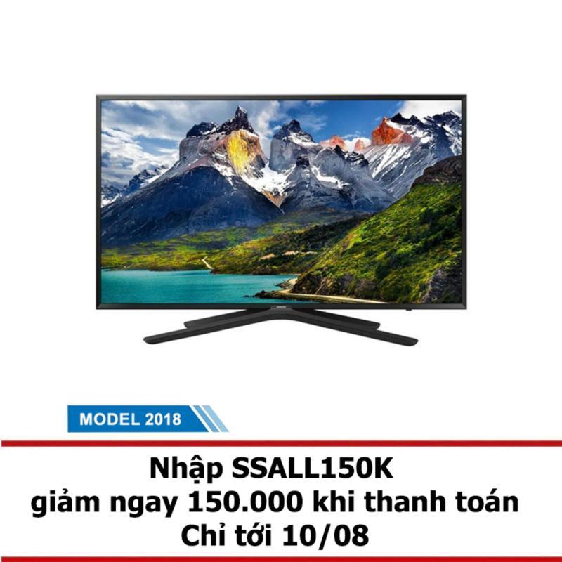 Bảng giá Smart TV Samsung  43inch Full HD - Model UA43N5500AKXXV (Đen) - Hãng phân phối chính thức
