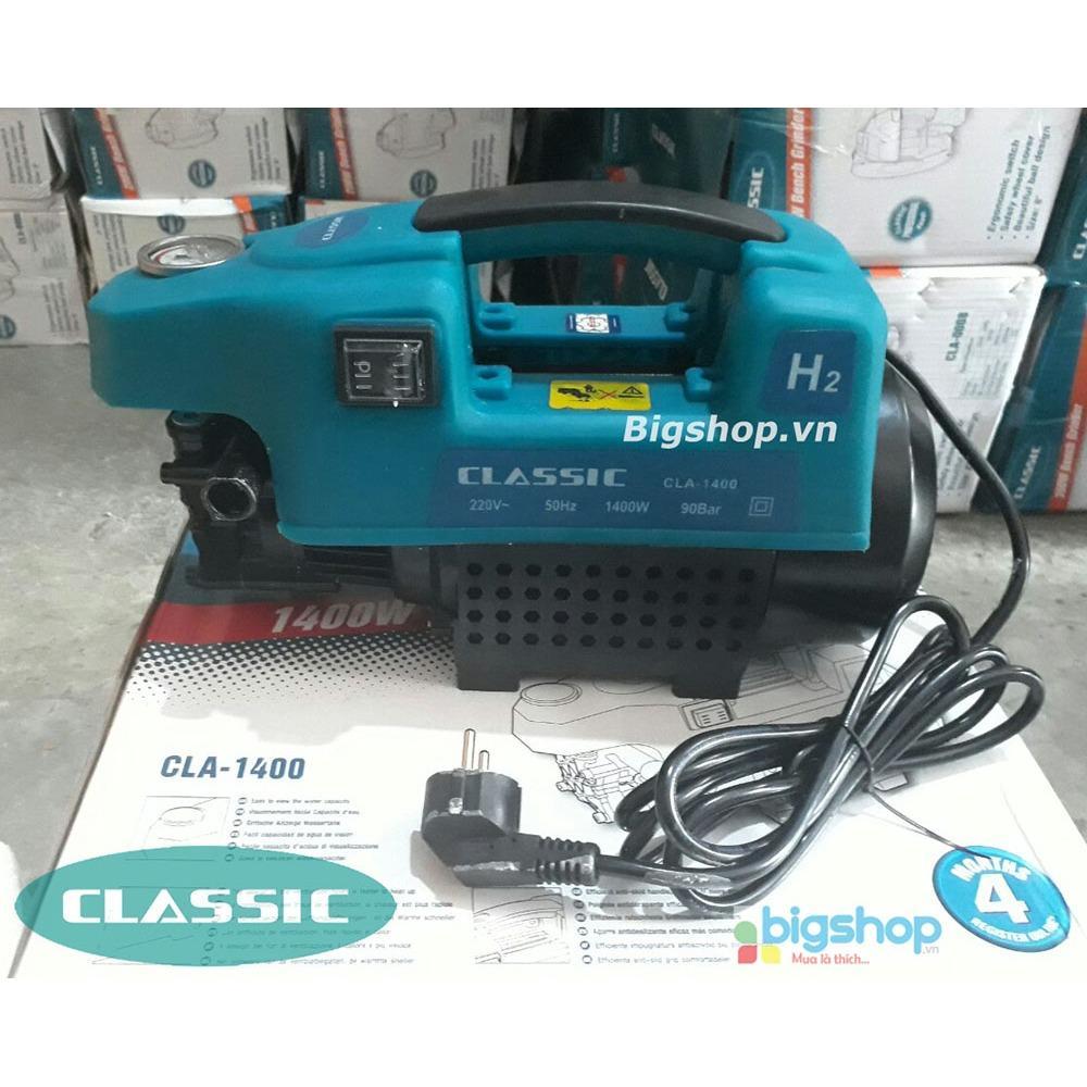 Máy rửa xe Classic công suất 1400w mã CLA-1400