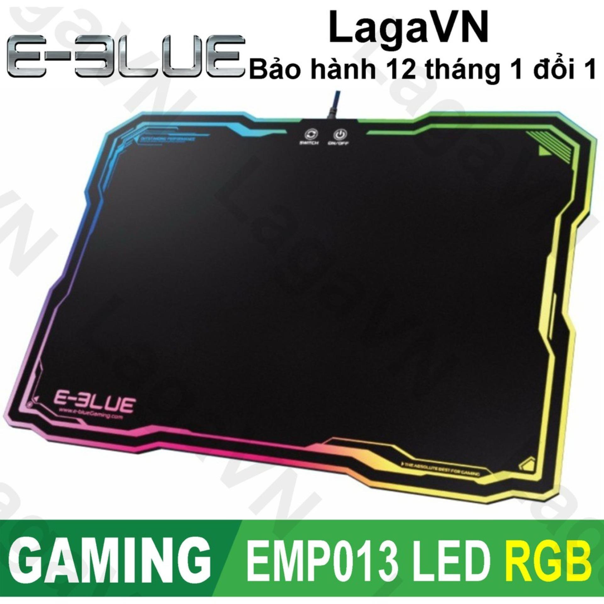 Hình ảnh Bàn di chuột chuyên game E-Blue EMP013 LED RGB (EBlue 013) - LagaVN