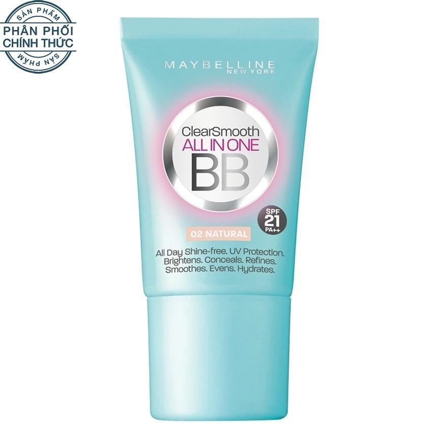 Hình ảnh Kem BB Maybelline BB Cream 02 Natural 18ml