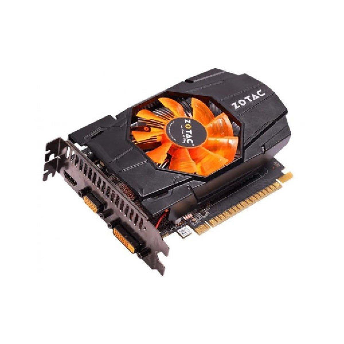 Hình ảnh VGA ZOTAC GEFORCE GTX 650 1GB GDDR5 128 BIT