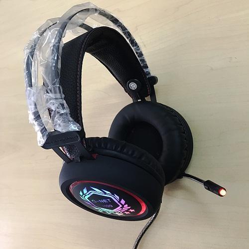 Hình ảnh Tai nghe GAMING Gnet H99 có mic chụp tai