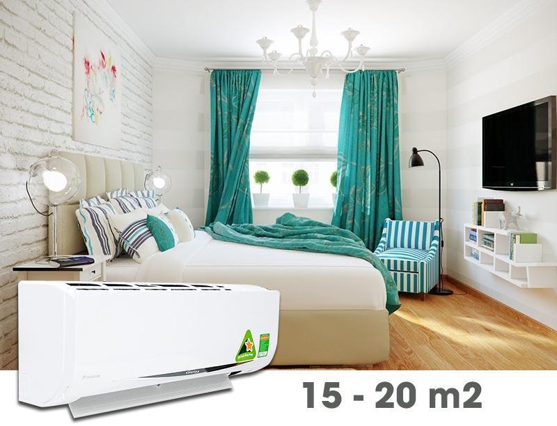 Bảng giá Điều hòa - Máy lạnh Daikin FTKC35QVMV/RKC35QVMV - Treo tường, 1 chiều, 12000 BTU, Inverter