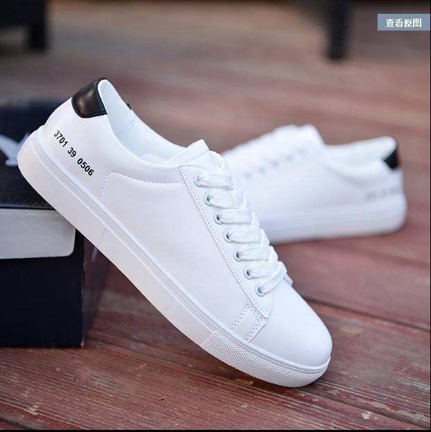 Hình ảnh Giầy NAM Thuộc top 10 Sneaker trắng cổ thấp 031 BHSHOES99